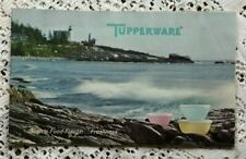 Vintage 1966 Tupperware Home Party Catalog Great Resource Full Color 47 Pages