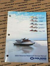 Polaris Pwc Personal Watercraft Service Manual 2004. 9919061