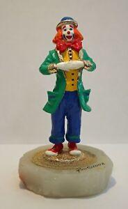 Ron Lee Hobo Clown 2002 Collector Club FRISCO CCG16