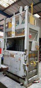 BRG Mill Size Baler Bailer Cardboard, Baler, Compactor