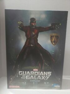 Dragon Models Guardians of the Galaxy StarLord 1:9 Action Hero Vignette Kit 2014