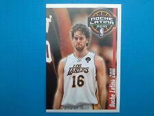 2010-11 Panini NBA Sticker Collection n.342 Noche Latina 2010