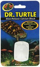 Dr. Turtle Slow-Release Calcium Block - 1 pk - Zoo Med