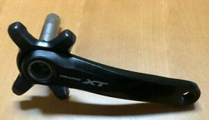 Shimano Deore XT M8000 Double Crank Arm - Right Side Only - 175mm
