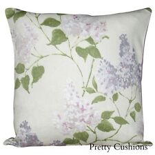 Sanderson Lilacs Floral Cushion Cover 16''