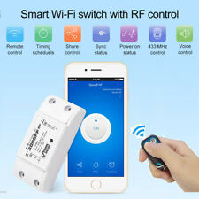 SONOFF 433MHz RF WiFi interruttore intelligente Smart Switch Alexa Google Home
