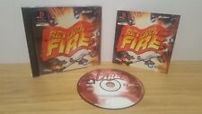 Return Fire PS1 (Sony Playstation 1) Complete (PAL) Black Label