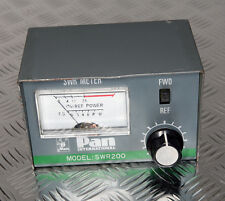 "PAN International ""Model: SWR220"" 10 Watt Power SWR Meter"