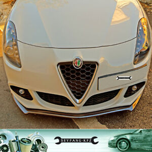 Frontlippe aus Carbon für Alfa Romeo Giulietta