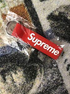 supreme keychain authentic
