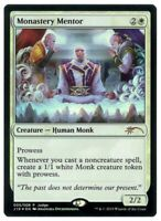 Monastery Mentor - Judge Rewards Promos - FOIL -  MTG Magic - NM/EX