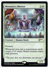 Monastery Mentor - Judge Rewards Promos - FOIL -  MTG Magic - NM/EX