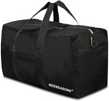 Extra Large Foldable Duffle Bag Travel Luggage Sports Gym Tote Men Women 96L NEW