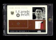 Yao Ming Skybox LEGENDS OF THE DRAFT 3-Color PRIME Patch #1/25! 1/1? SP! Rockets