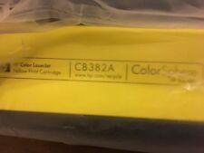"""HP 824A CB382A CP6015 CM6030 mfp CM6040 """"RE-BOXED"""" Toner Cartridge VAT INCLUDED"""