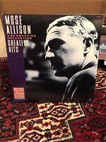 Allison, MoseGreatest Hits (The Prestige Collection)OJC 6004 N - PROMO