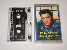 ELVIS PRESLEY - The Collection part 2 - MC cassette tape /4696 ELBO press