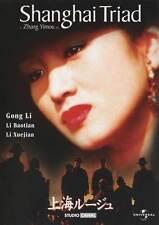 THE SHANGHAI TRIAD Movie POSTER 11x17 Japanese Gong Li Li Bao-Tian Li Xuejian