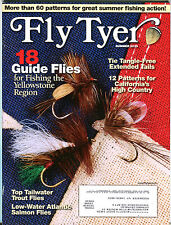 Fly Tyer Magazine Summer 2013 Guide Flies EX w/ML 111816jhe