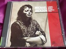 Advance Promo Pop CD : Michael Jackson ~ I Just Can't Stop Loving You ~ Epic