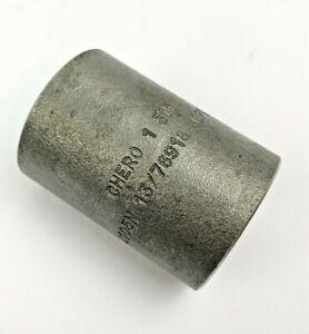 """Chero 3000 Forged Steel Pipe Fittings 1"""" BSPT Equal Socket. A105N Steel."""