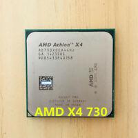 AMD Athlon X4 730 CPU Quad-Core 2.8 GHz 4M 65W Socket FM2 Processors