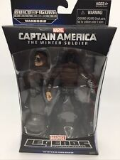 Marvel Legends Infinite Series Captain America The Winter Soldier *New* Mandroid