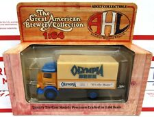 AHL American Highway Legends 1:64 OLYMPIA BEER