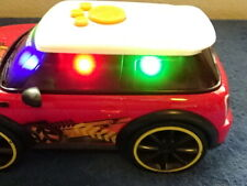 Mini Cooper Road Rippers Dancing Car with fancy lights