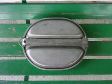 1982 US MILITARY MESS KIT CAMPING BACKPACKING HIKING GEAR VINTAGE U.S. ARMY