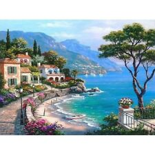 Painting By Numbers Kit Frameless Canvas Wall Diy Coloring Decoration Home Decor