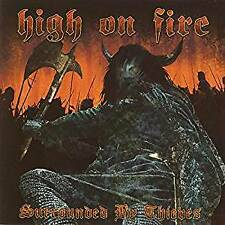 High On Fire - Surrounded By Thieves (NEW CD)