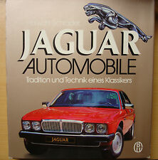 Jaguar Automobile Tradition und Technik Markengeschichte Buch Bildband Book