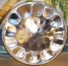 Steel Drum Package w Stand, Sticks - Chrome Plated & in tune!