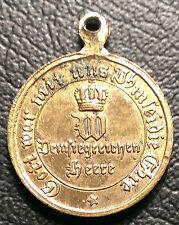 ✚5295✚ German medal Franco-Prussian War Iron Cross 1870 1871 MINIATURE