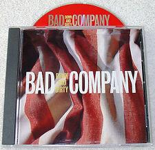 BAD COMPANY  ~ DOWN & DIRTY ~ PROMO CD SINGLE ~ MINT -- 1995  --  • Mick Ralphs