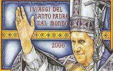Vatikan MH 0-15  2007 ** postfrisch 4x Nr.1596