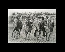 Horse racing drawing from artist art image piacture