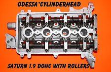 SATURN 1.9 SL2 DOHC CYLINDER HEAD ROLLER CAM STYLE ROUND EGR PORTS ONLY  99-02