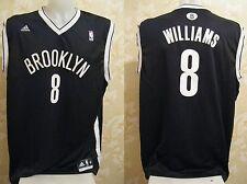 Brooklyn Nets  8 Williams Size XL NBA Adidas Basketball shirt jersey maglia 4e3404f12