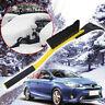 2 In 1 Ice Scraper Brush For Car Windshield Snow Remove Durable Broom Cleaner GA