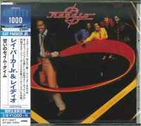 RAY PARKER JR. & RAYDIO-TWO PLACES AT THE SAME TIME -JAPAN CD B63