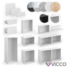 VICCO Schranksystem COMPO Bücherregal Aktenschrank Fronten Schubladen