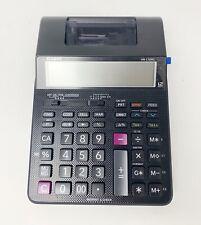 Casio HR-170RC Mini Desktop Printing Calculator NEW Open, Box Damaged.
