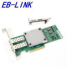 Broadcom BCM57810S Chipset 10GB Dual Port SFP+ PCIE Ethernet Sever Adapter Card