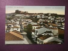 CPA GRECE - PATRAS - La Citadelle