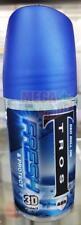 TROS Roll On FRESH + PROTECT Deo Roll On Deodorant Antiperspirant For Men 45ml.