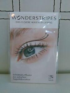 Wonderstripes Augenlid-Lifting ohne OP M  64 Stück