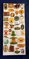 Vintage Rebekah FLT Independent Order of Oddfellows OOF Pins Lot of 35 Pins