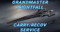 Grandmaster Nightfall Complete Service (PC/Crossave)